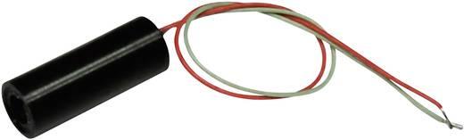 Lézermodul pont piros 0.4 mW Picotronic DI635-0.4-3(8x21)
