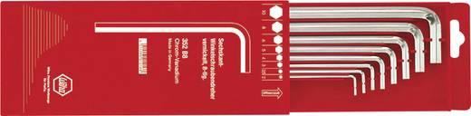 Imbuszkulcs készlet kihúzható tartóban, Wiha 352B8 01216