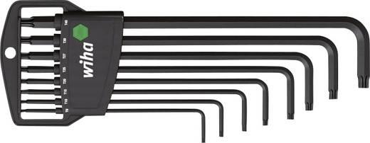 Torx imbuszkulcs készlet klasszikus tartóval, 8 részes, Wiha 366RH8 MagicSpring 34740