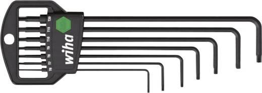 Torx imbuszkulcs készlet klasszikus tartóval, 7 részes, Wiha 366RHM7 MagicSpring 33753