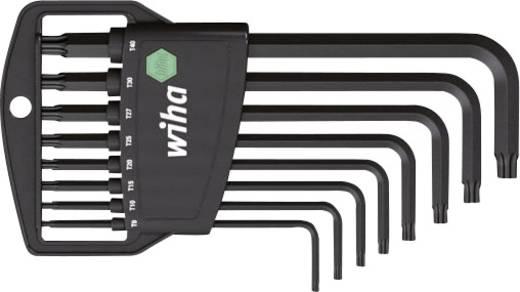 Torx imbuszkulcs készlet klasszikus tartóval, 8 részes, Wiha 371RIPH8 MagicSpring 34742
