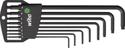 Torx imbuszkulcs készlet klasszikus tartóval, 8 részes, Wiha 366H8 34736