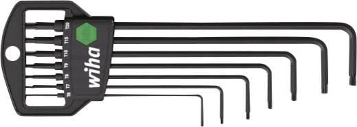 Torx imbuszkulcs készlet klasszikus tartóval, 7 részes, Wiha 34738