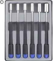 Hatlapú dugókulcs készlet, 6 részes, M2-M5, Donau 280-65 (280-65) Donau Elektronik