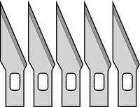 5 db tartalék penge a formatervező késhez, Donau MS05 Donau Elektronik