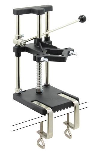 Univerzális fúrógép állvány mini fúrógépekhez, asztallapra rögzíthető Donau 0510
