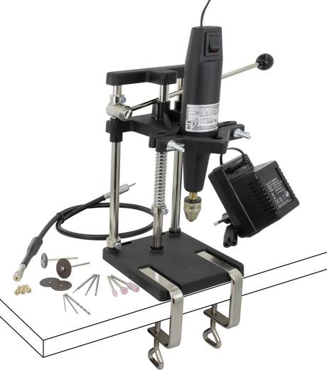 Mini fúrógép készlet, 45 W, 12000-20000 U/min, Donau 0600V1