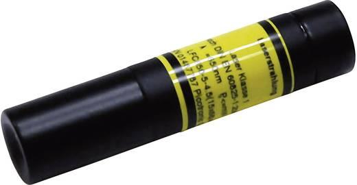 Lézermodul vonal piros 5 mW Laserfuchs LFL650-5-4.5(15x68)60