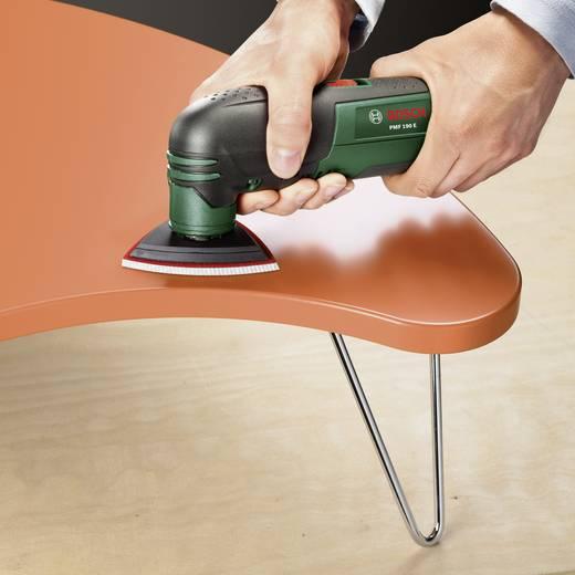 Multifunkciós kézi szerszám készlet, 190 W, 15000-21000 ford./perc, Bosch PMF 190 E, 603100501
