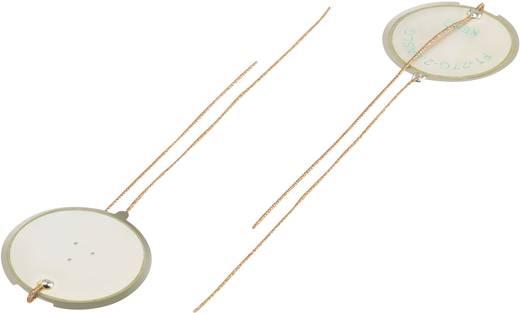 Piezokeramikus jelátalakító, FT sorozat 30 V/AC 2.8 ± 0.5 kHz Tartalom: 1 db