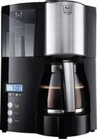 Kávéfőző 12 személyes, időzítővel, kivehető filterrel, Optima (100801 bk) Melitta