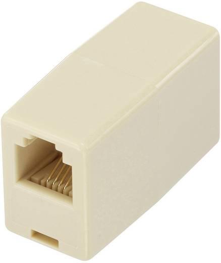 ISDN Átalakító [1x RJ11 alj, 6p4c - 1x RJ11 alj, 6p4c] 0 m<