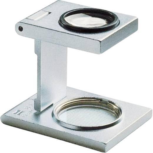 Talpas nagyító, szál nagyító 8x-os nagyítással 17.6 mm, ezüst színű Eschenbach 126692
