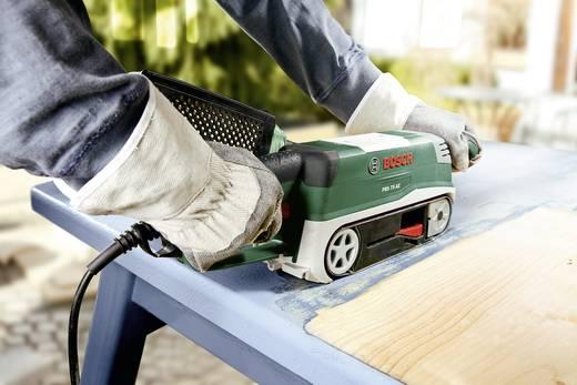 Szalagcsiszológép készlet 750 W, 76 x 165 mm, Bosch PBS 75 AE, 06032A1101
