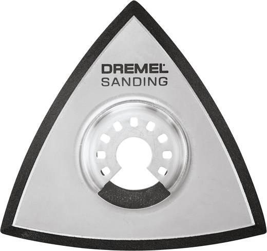 Tépőzáras csiszolólap, Dremel MM14 Multi-Max Quick Fit