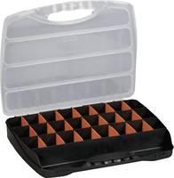 Alutec 23 részes alkatrésztároló doboz, 320 x 265 x 50 mm, Classic 320, 56000 Alutec