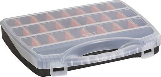 Alkatrésztároló doboz, 26 részes koffer 480 x 375 x 75mm Classic 480 Alutech 56020