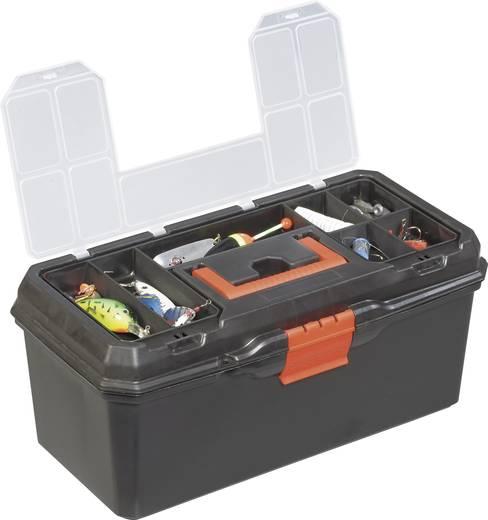 """Műanyag szerszámos láda, szerszámos koffer Alutec Classic 16"""" 56260"""