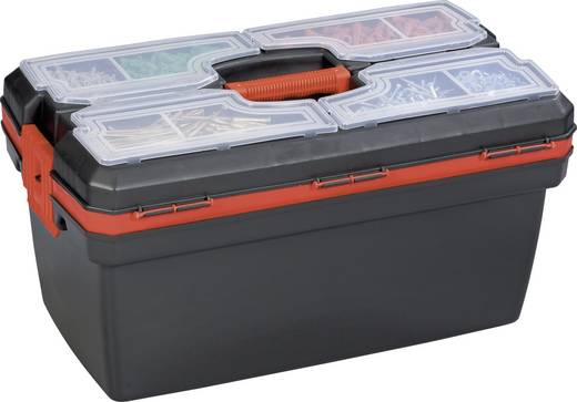 """Alutec Classic 24"""" 56290 Műanyag szerszámos láda, szerszámos koffer"""