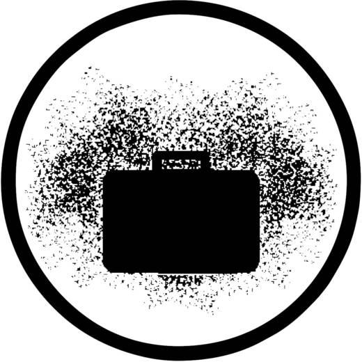 PARAT vízálló szerszámkoffer, 330 x 234 x 170 mm