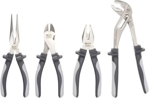 Mechanikai fogó készlet, 4 részes Toolcraft 814611