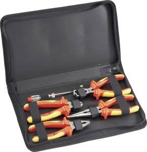 VDE szerszámkészlet, szigetelt villanyszerelő fogó készlet 4 részes Toolcraft 821033 (821033) TOOLCRAFT