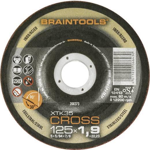 Vágó-, tisztítótárcsa XTK35 Cross Rhodius 208373