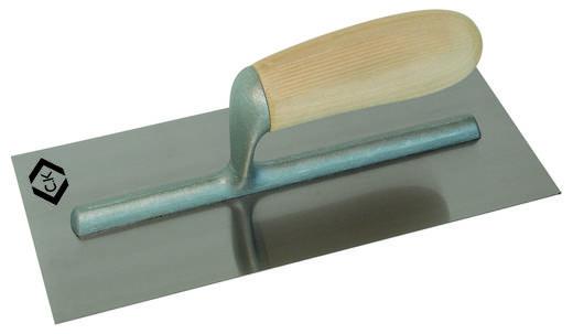 Simító kanál 280x120 mm, nemesacél lappal C.K. T5072
