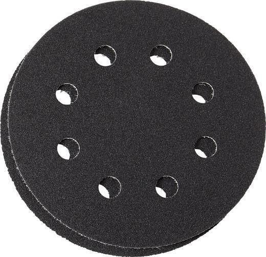 Csiszolópapír készlet 16 részes, K60/K80/K120/K180
