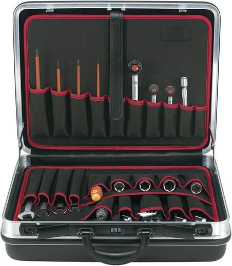 Szerszámkoffer, szerszámostáska 505 x 435 x 205 mm műanyag Toolcraft