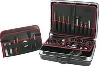 Üres szerszámkoffer, szerszámostáska 490 x 420 x 185 mm Toolcraft Easy 821398 TOOLCRAFT