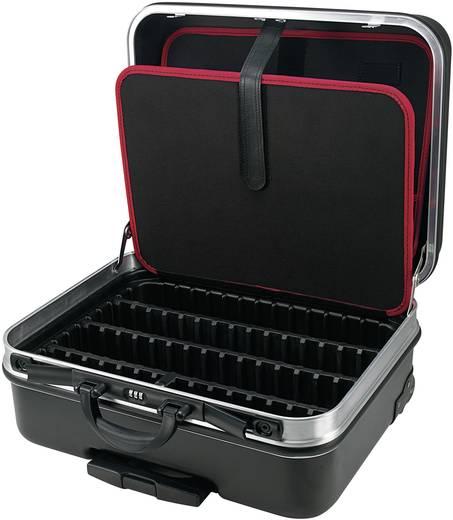 Gurulós szerszámkoffer, szerszámos láda 515 x 435 x 265 mm Toolcraft 821400