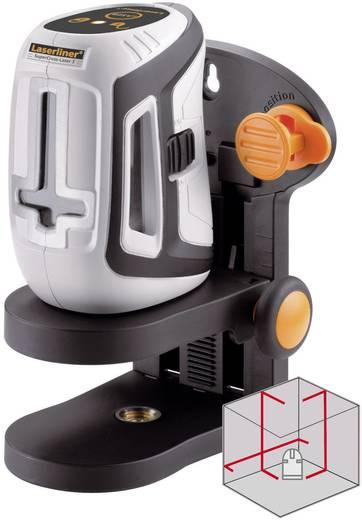 Keresztvonal lézer, LaserLiner SuperCross-Laser 3