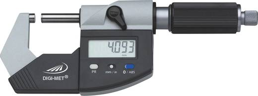 Digitális mikrométer 0-25mm DIGI-MET® Helios Preisser 1865 510