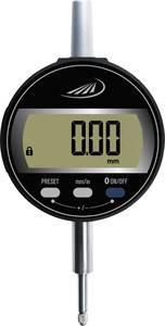 Mérőóra Kalibrált ISO Digitális kijelzővel 12.5 mm Leolvasás: 0.01 mm HELIOS PREISSER  1722 502 HELIOS PREISSER