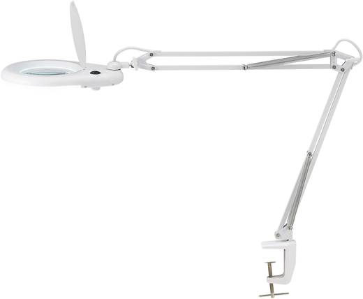 Nagyítós lámpa 22 W nagyítás:1,75-szörös, nagyító átmérő: 125 mm Toolcraft 821664