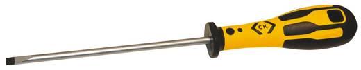 Egyenes pengéjű csavarhúzó, pengeszélesség: 4 mm, penge hossz: 125 mm C.K. Dextro T49125-040