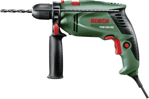 Bosch Home and Garden PSB 650 RE Ütvefúrógép 650 W Hordtáskával