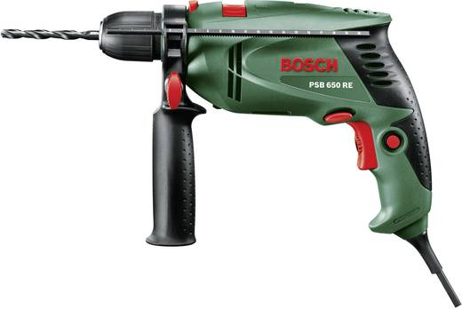 Bosch PSB 650 RE Ütvefúrógép 650 W Hordtáskával