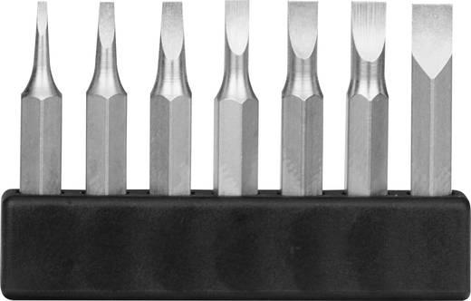 Egyenes pengéjű mini BIT készlet 1,0-4,0mm-ig