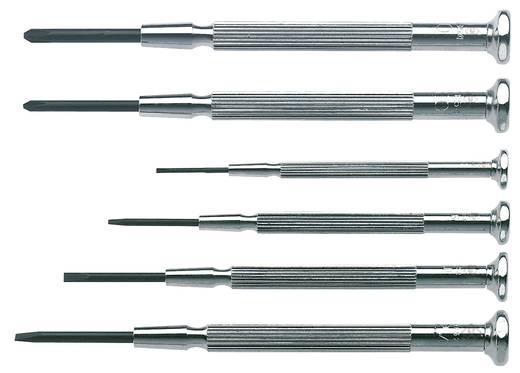 Órás csavarhúzó készlet, műszerész csavarhúzó készlet 6 részes C.K. T4854P