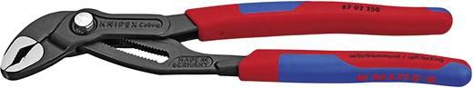 """Knipex Cobra Hightech vízpumpafogó 250 mm, karcsú, befogás: Ø 50 mm (2"""") 87 02 250"""
