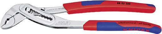 """Vízszivattyú fogó 250 mm, krómozott, befogás: Ø 50 mm (2""""), Knipex Alligátor 88 05 250"""