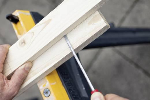 Egyenes csavarhúzó mm skálával, penge: 5,5 x 125 mm, DIN 7437, DIN 5264, DIN ISO 2380, Wiha 3021055125 35397
