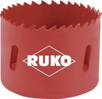 Lyukfűrész, koronafúró HSS bimetál 19 mm RUKO 106019 B (106019 B) RUKO
