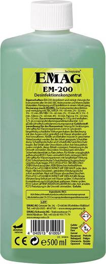 Ultrahangos tisztító folyadék, Fertőtlenítő tisztítószer 0,5L