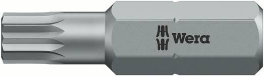 Sokágú speciális XZN szerszám BIT, ötvözött acélból M6 1/4 (6.3 mm)behajtó szár Wera 860/1