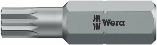 Sokágú speciális XZN szerszám BIT, ötvözött acélból M8 1/4 (6.3 mm)behajtó szár Wera 860/1