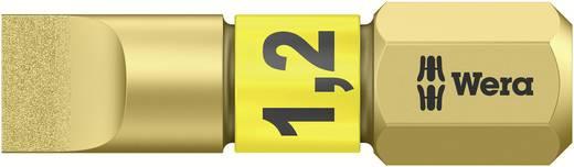 Egyenes pengéjű bitek, BiTorsion® Wera 05 056176 001 6.5 mm 6,3 mm (1/4) Hossz:25 mm