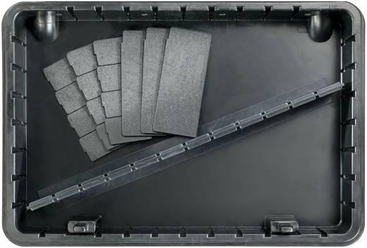 Elektronikai szervizkoffer, 80 részes, Bernstein Teledata 6700